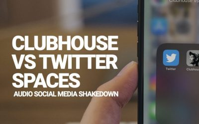 Clubhouse vs Twitter Spaces