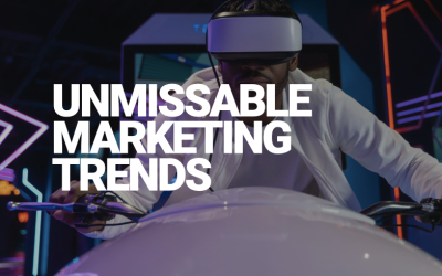 Marketing Trends 2021 & Beyond