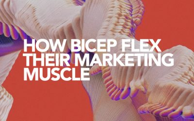 How Bicep Flex Their Marketing Muscle